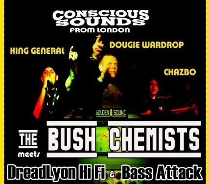 Dub Station (20) : The Bush Chemists, La Mandragore