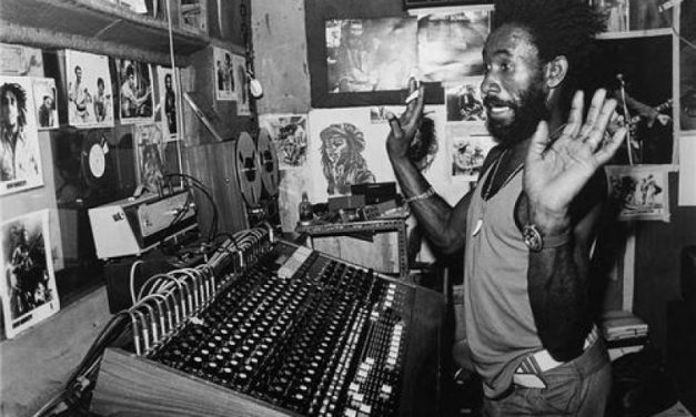 Power Station 04 : Lee Scratch Perry