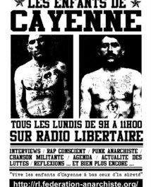 Été Coton-Tige : Les Enfants De Cayenne/ Radio Libertaire