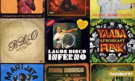 GROOVEMAKERS 34 afrodelik funk
