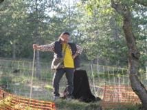 Fête de la Transhumance 2013 : «Berger c'est pas un métier» place du Mazel