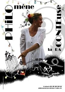 Fête de la Transhumance 2013 : «Philomene la Raconteuse et le Silence des Alpages»