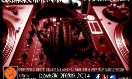 Emergence Hip Hop # 45