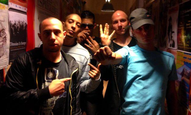 EMERGENCE HIP HOP #62 avec Cheez, Valentin [Waza crew], Chris, Stikk et Nalyd [Grin II Conscience]