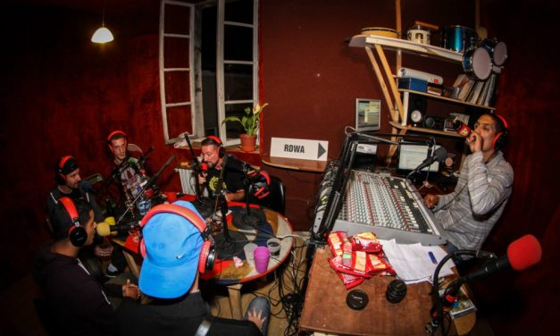 Emergence Hip Hop #64 avec le [ONE MIC] Marshall Ombre, Kefyr, Medric, Pyroman et Diogène beatmaker