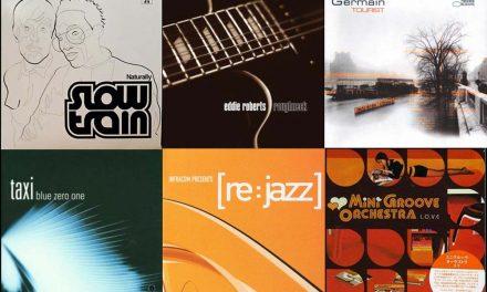 GROOVEMAKERS 161  electro jazzy