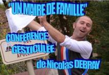 Nicolas Debray est un Maire de Famille
