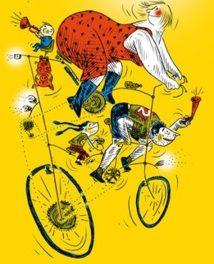 034 Die'stoires et Contes : Lettres à la Diecyclette
