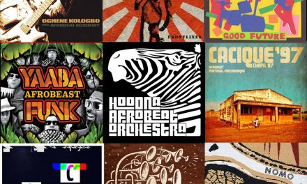 GROOVEMAKERS 205 afrobeat liberation