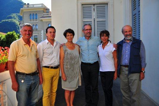 Jumelages Actus 8 : Une délégation dioise à Varallo