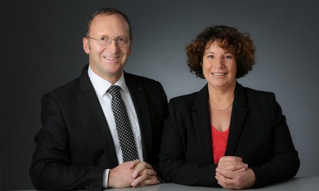 Martine Charmet & Bernard Buis : Rapport de l'Assemblée départementale du 13 février 2017