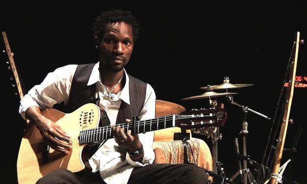 Pedro Kouyaté Live@Die
