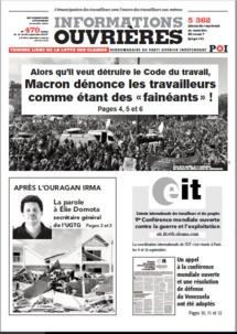 Tribune Libre #8 Revue de presse