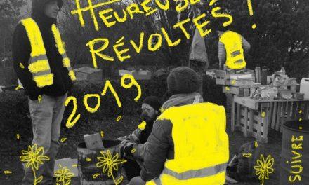 Heureuses révoltes de couleur jaune pissenlit (Episode 2/3)