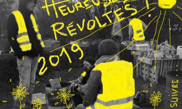 Heureuses révoltes de couleur jaune soleil (Episode 3)