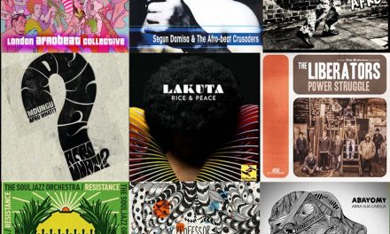 GROOVEMAKERS 326 afrobeat resistance
