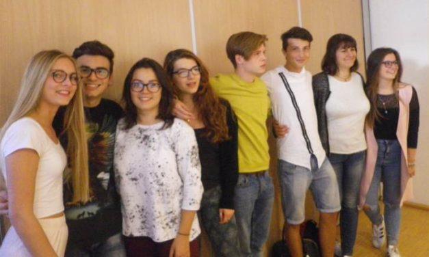 Jumelages Actus 10 : Jeunes italiens à Die, la forme !