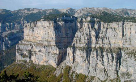 Au Rythme du Parc : Le partage des falaises