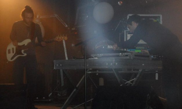 Meltin' Dub (100) : Brain Damage Live Chambarouf Festival 2011