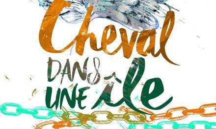 Cheval dans une île : Carole Jacques et Harold David sur scène