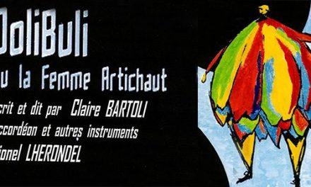 «Dolibuli», soirée conte au café bibliothèque de Chabrillan
