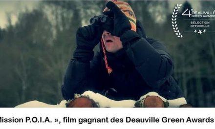 Au Rythme du Parc : Mission POIA, film gagnant !