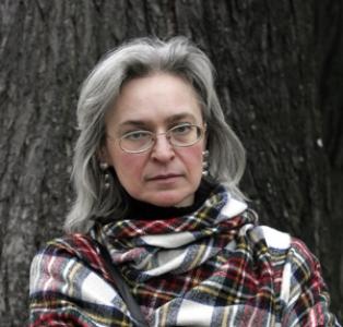 Anna Politkovskaïa : Documentaire et exposition de peintures à Vassieux-en-Vercors