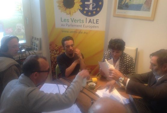 Parlons Europe avec Michèle Rivasi : Transports