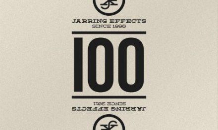 Pop en Stock 32 spézial  A Hundred Effects FX100 de Jarring Effects (2011)