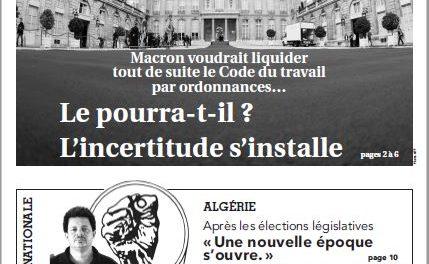 Tribune Libre #4 Résistance