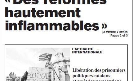 Tribune Libre #14 : Ce qu'on aurait aimé trouver dans la presse