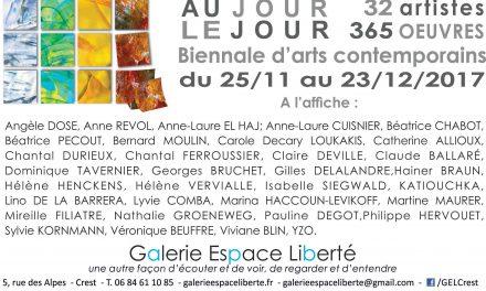 Exposition «Au Jour Le Jour»