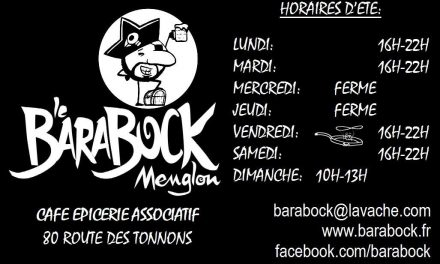 Le Barabock : Bar Associatif de Menglon