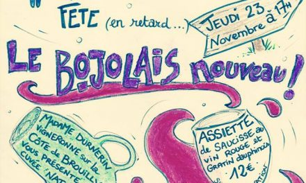 Le Bistrot Badin en Quint : Deux rendez-vous en Novembre et Décembre