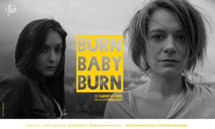 Burn Baby Burn au Théâtre de Die : vendredi 24 novembre 2017