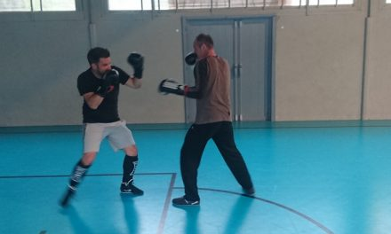 Le Club Savate & Boxe Dioise
