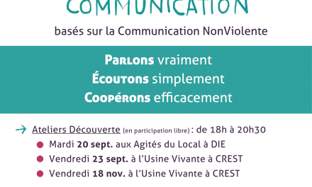 Ateliers de Communication Non Violente