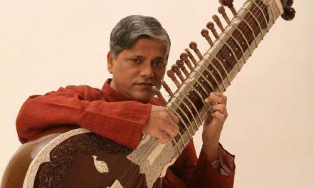 Concert Dhrupad avec Pushparaj Koshti au Surbahar