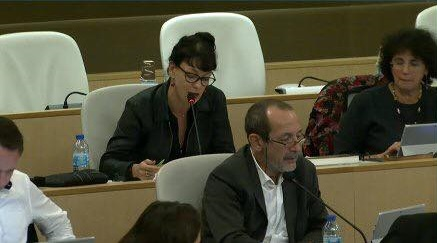 Corinne Morel Darleux : Rapport de l'Assemblée plénière régionale du 29 septembre 2017