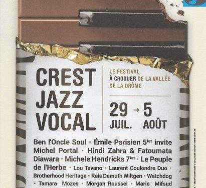 Crest Jazz Vocal #42