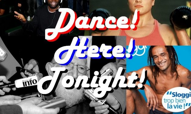 Dance! Here! Tonight! #16