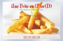 L'inauguration de «Une Frite en (N)or(D)»