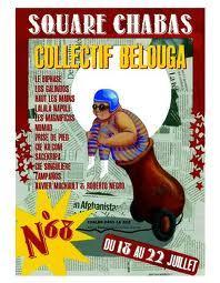 Le collectif Belouga à «Chalon dans la rue»