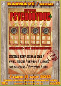 Psychobydub Festival IV : Le Reportage !