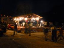 La fête du village de Valdrôme