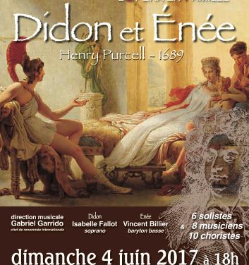 Didon & Énée : création dioise & concerts partout !