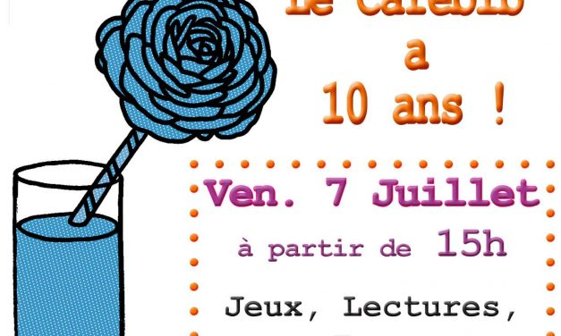 Les dix ans du Cafébibliothèque de Chabrillan