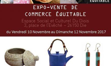 Expo-vente : Artisans du monde à l'ESCDD