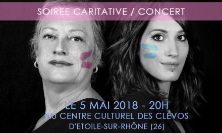 Féminitude & Marion Elgé, concert caritatif