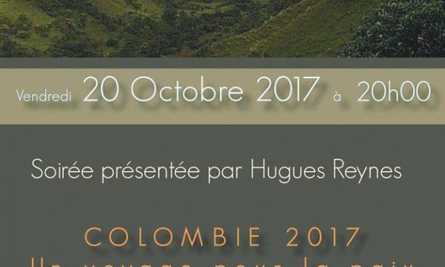 Génération de la Paix en Colombie
